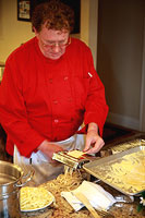 Chef Mike Hursey, Casa Somerset Bed and Breakfast